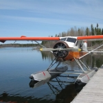 Gods Lake Float Plane
