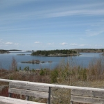 Gods Lake Scenery