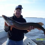 Trophy Fishing Manitoba