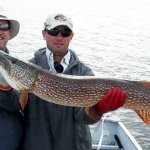 Trophy Northern Pike Gods Lake