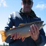 Gods Lake Fishing