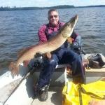 Trophy Fishing Northern Manitoba - Gods Lake