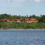 Gods Lake Elk Island Lodge