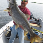 Lake Trout Trophy Gods Lake