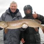 Gods Lake Trophy Fishing