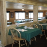 Dining Room Elk Island Lodge Gods Lake
