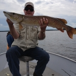Northern Pike Gods Lake