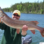 Northern Manitoba Fishing