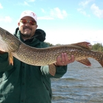 Trophy Pike Gods Lake