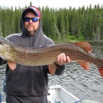 Gods Lake Fishing Trophy