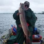Pike Fishermen Gods Lake
