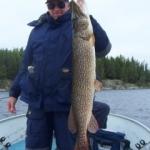 Gods Lake Trophy Fish Caught