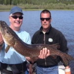 Gods Lake Trophy Fishermen