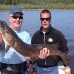 Gods Lake Trophy Fishermen
