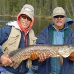 Gods Lake Trophy Pike