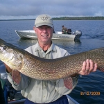 Gods Lake Fishermen