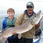 Gods Lake Fishing Guests