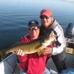 Trophy Walleye - Gods Lake